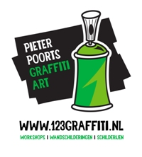123 Graffiti-logo