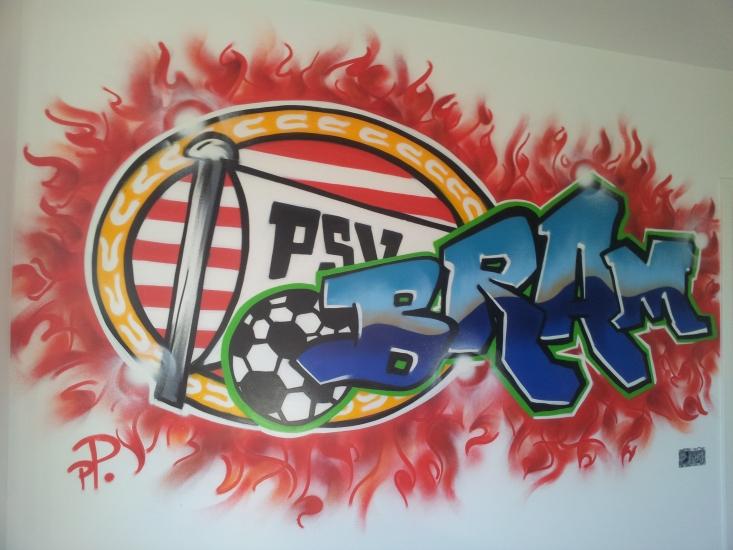 Graffiti Bram | 123 Graffiti