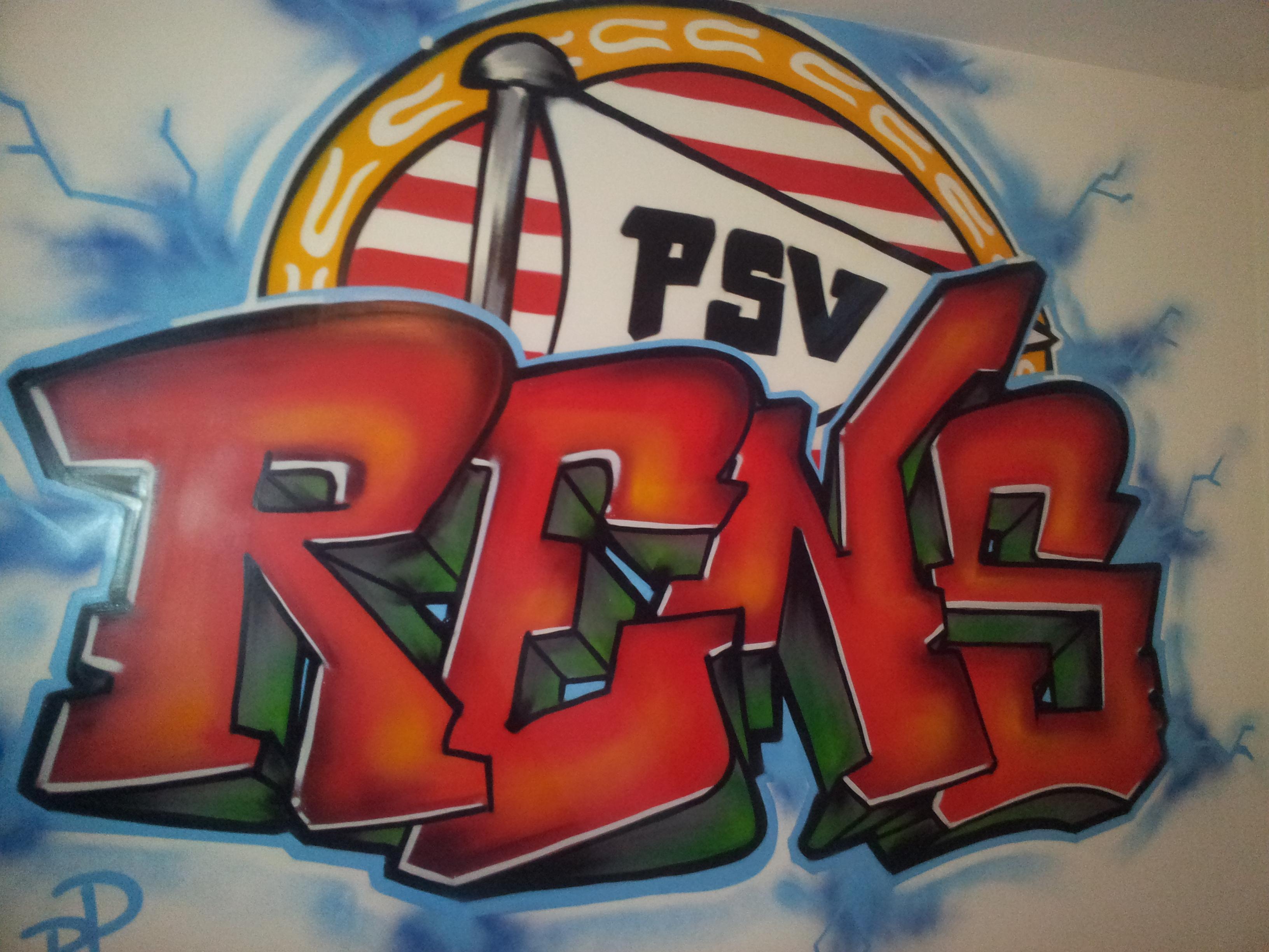 Graffiti Rens | 123 Graffiti Graffiti